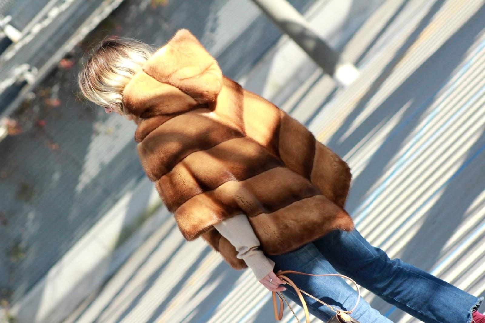 Eniwhere Fashion - Pellicceria Contemporanea - Visone