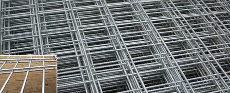 Types of Concrete Wire Mesh | Hebei HighTop Metal Mesh Co , Ltd
