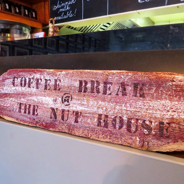 Places to Eat Near Clontarf: The Nut House in Killester
