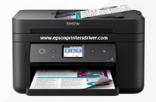 Epson Workforce WF-2860DWF Driver