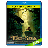 El libro de la selva (2016) BRRip 720p Audio Dual Latino-Ingles
