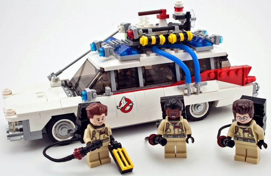 Ecto 1 Lego Ghostbusters