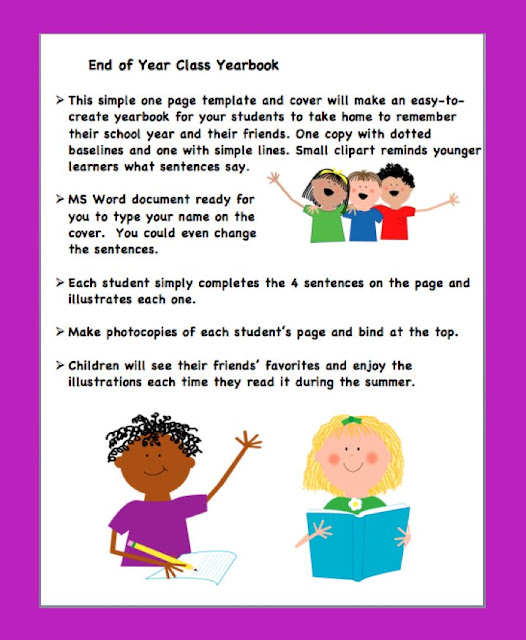 Learning activities for kids end of the year this is a thank you poem for your volunteers pronofoot35fo Image collections