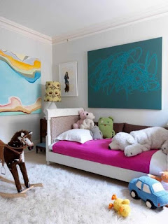 Simple Interior Design Photos for Kids Room