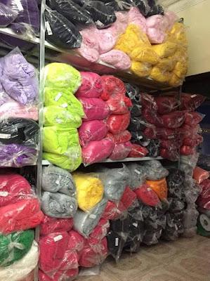 thu mua vải tồn kho tại tphcm
