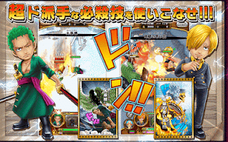 One Piece Thousand Storm Apk Terbaru