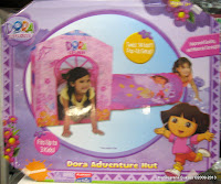 Dora the Explorer Adventure Hut