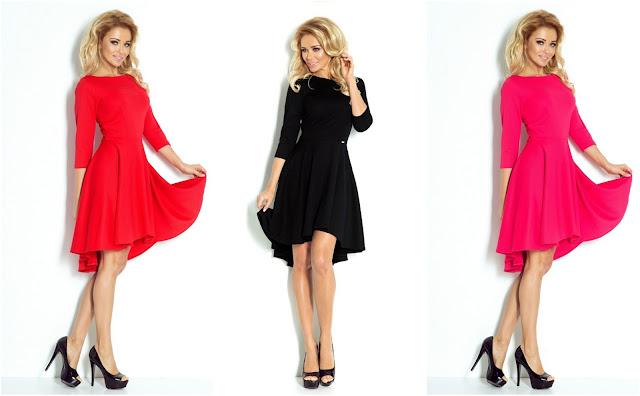 sukienki na jesien eleganckie