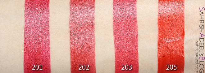 Color Show Lipsticks by Maybelline - Review & Swatches