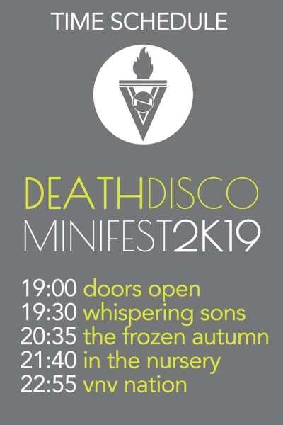 DeathDisco MiniFest 2K19
