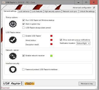 USB Raptor 0.13.73.908