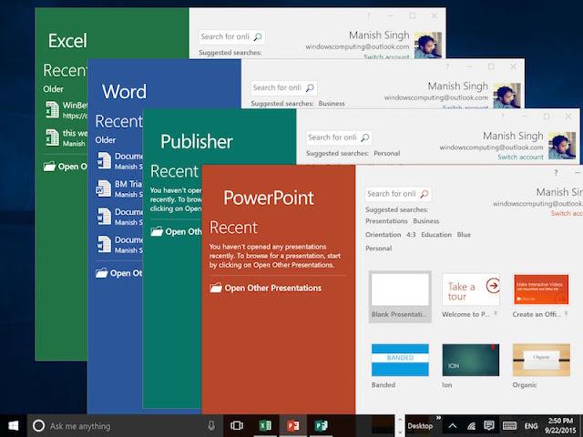 ms office 2016 free download full version offline installer