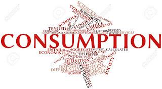 Pengertian Konsumsi, Tujuan Konsumsi, Ciri-Ciri Benda Konsumsi, Penggolongan Benda Konsumsi,Dan  Teori Konsumsi Pendekatan Nilai Guna Marginal