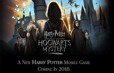 لعبة-Harry Potter-Hogwarts Mystery-على-الأندرويد-و-الايفون-قريبا