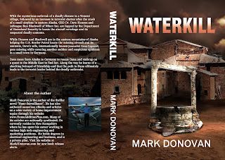 WATERKILL by Mark Donovan
