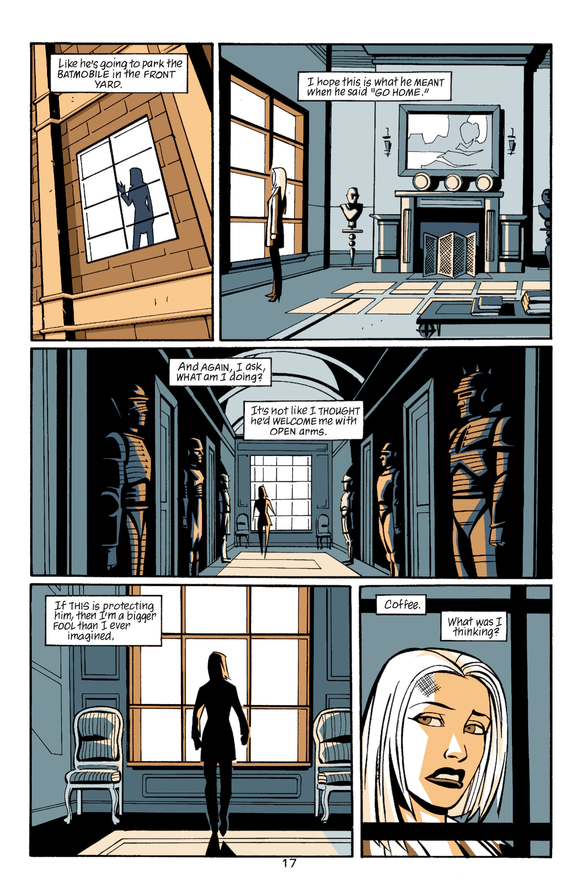 Detective Comics (1937) 759 Page 17