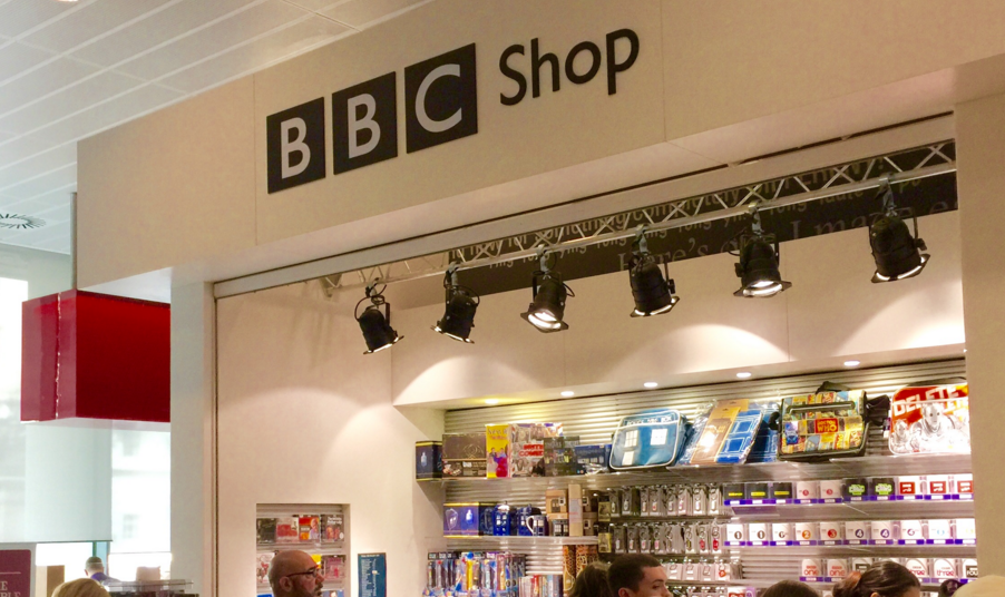 The global service BBC Shop will shut its operation in stages, while digital DVD and merchandise stores will remain open in the US and Canada. Photograph: BBC Shop The BBC is to shut the online.