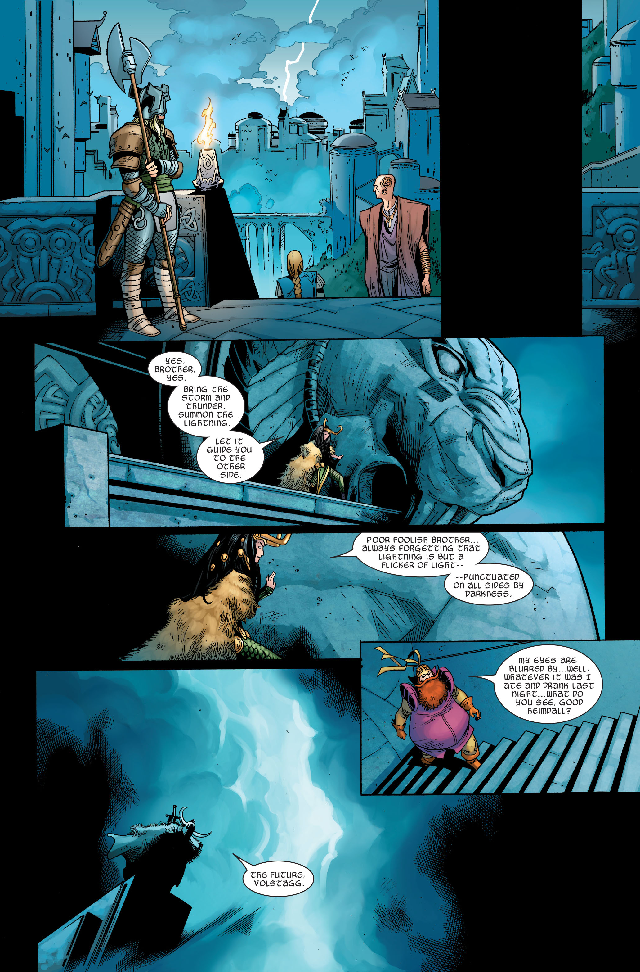 Thor (2007) Issue #6 #6 - English 16