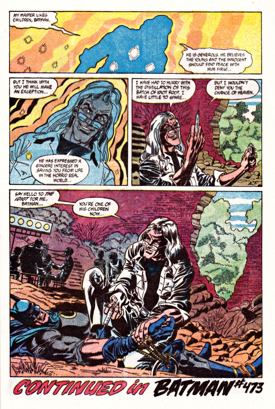 Detective Comics (1937) 639 Page 22