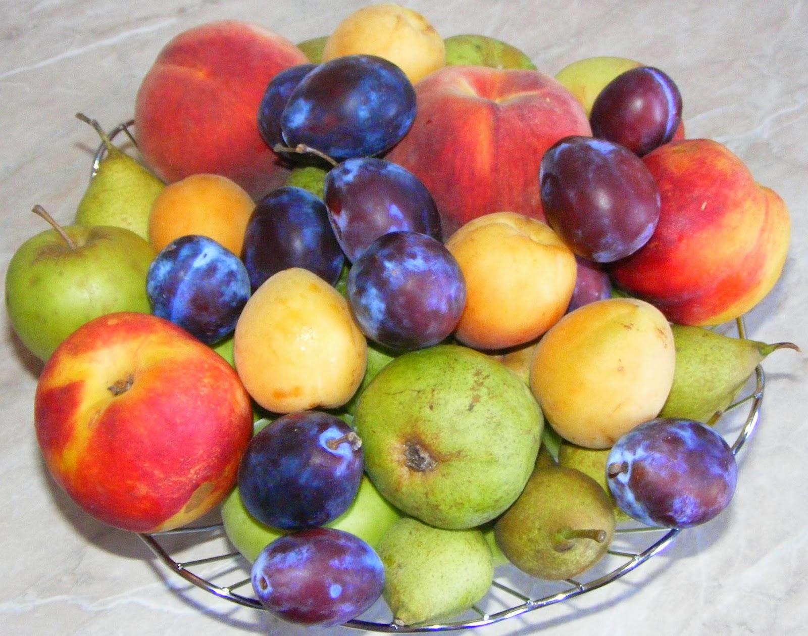 Cele mai bune fructe si legume recomandate in dieta