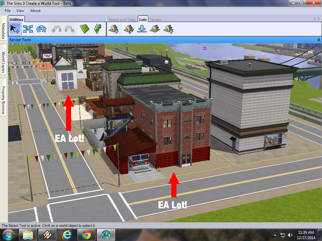 The Sims Depot: Create a World Tips and Tricks: Best Practice When