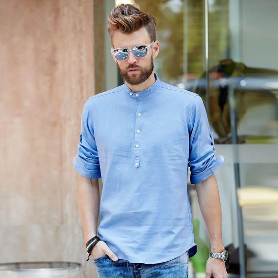Kurta Shirts for Casual Wear