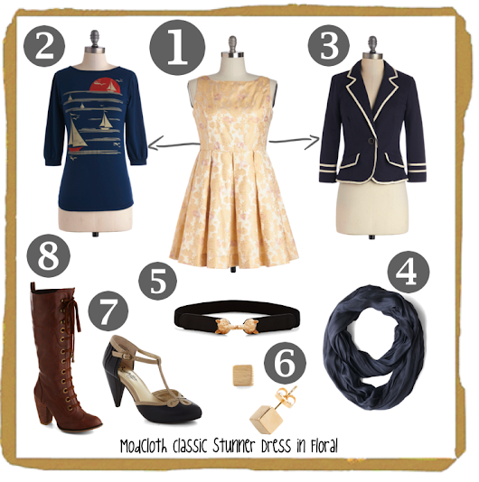 expressive style: Polyvore outfit challenge : Modcloth