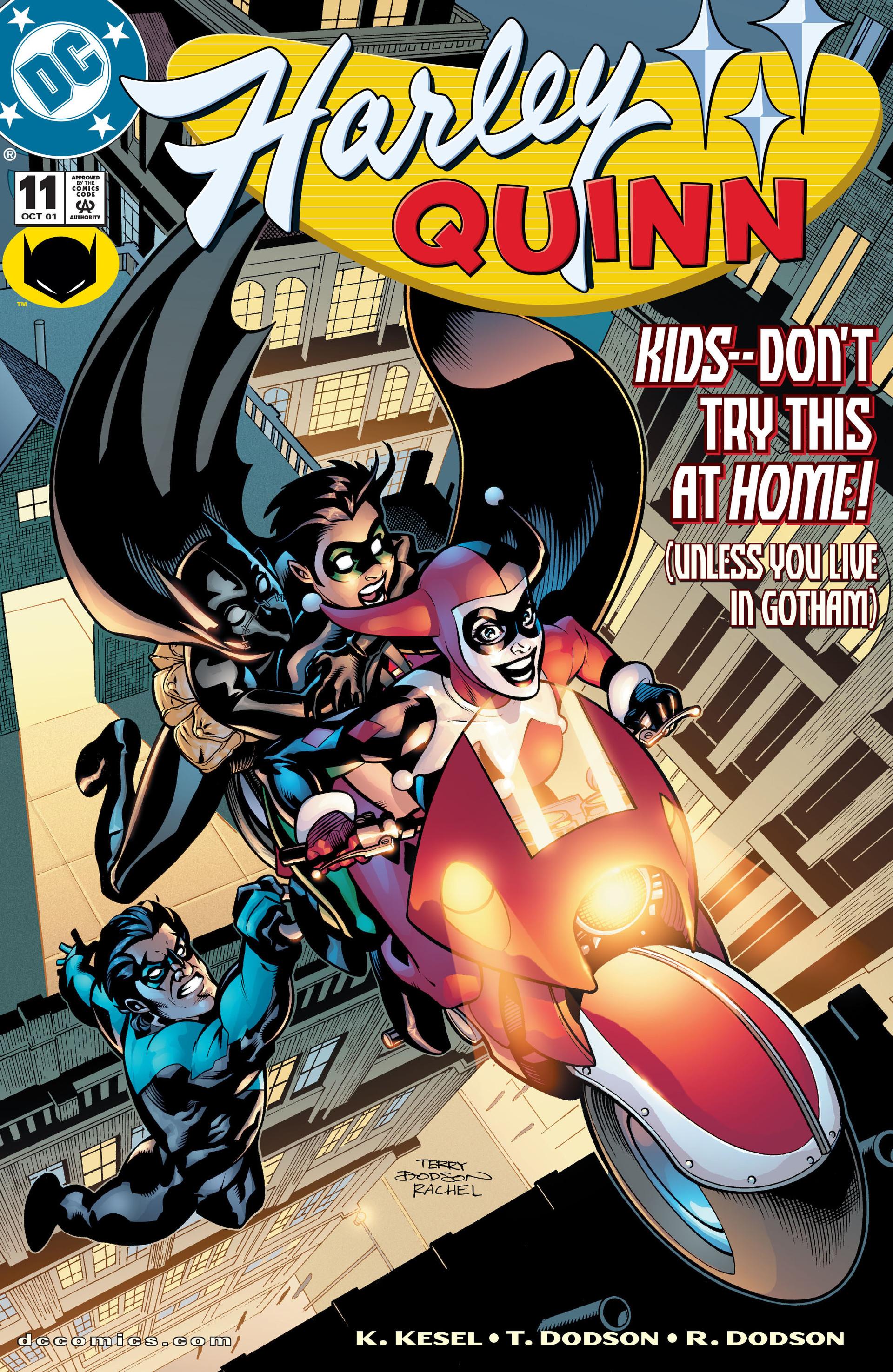 Harley Quinn (2000) Issue #11 #11 - English 1