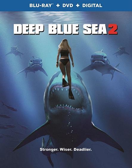 Deep Blue Sea 2 (Alerta en lo Profundo 2) (2018) 720p y 1080p BDRip mkv Dual Audio AC3 5.1 ch
