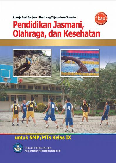 Download Buku Siswa KTSP SMP dan MTs Pendidikan Jasmani Olahraga dan Kesehatan