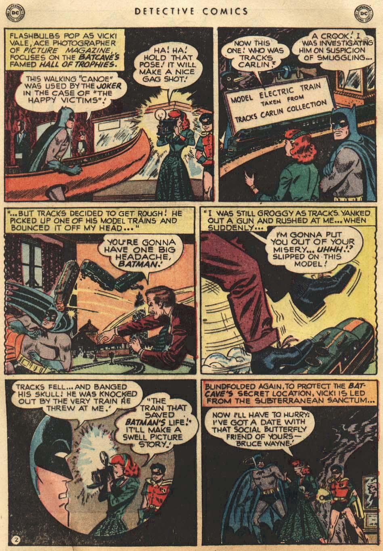 Detective Comics (1937) 155 Page 3