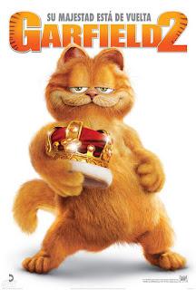 Garfield 2: A Tail of Two Kitties (2006) การ์ฟิลด์ 2 ตอน อลเวงเจ้าชายบัลลังก์เหมียว