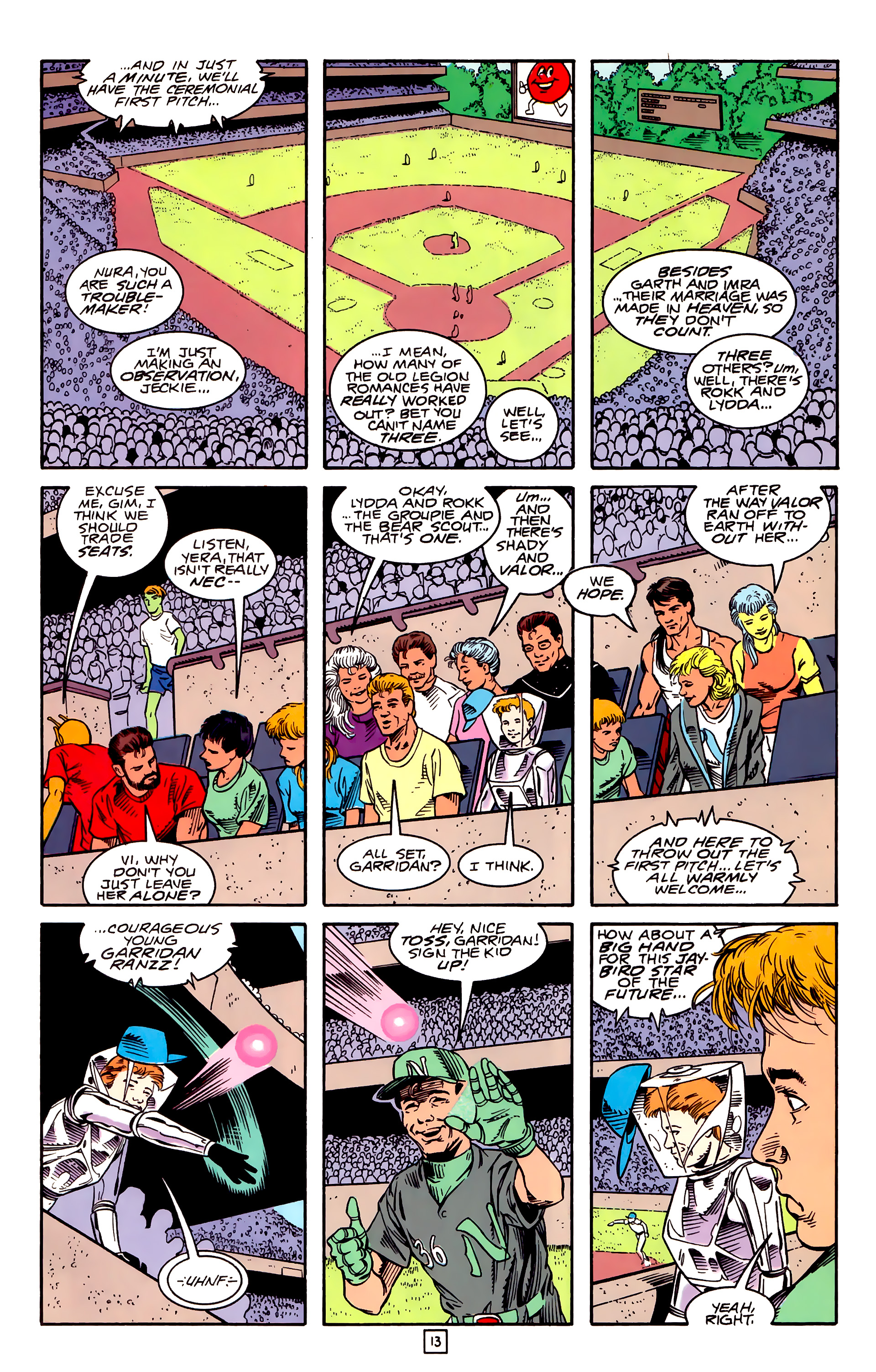 Legion of Super-Heroes (1989) _Annual_3 Page 40