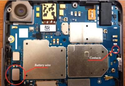 Xiaomi MI5 EDL Test point