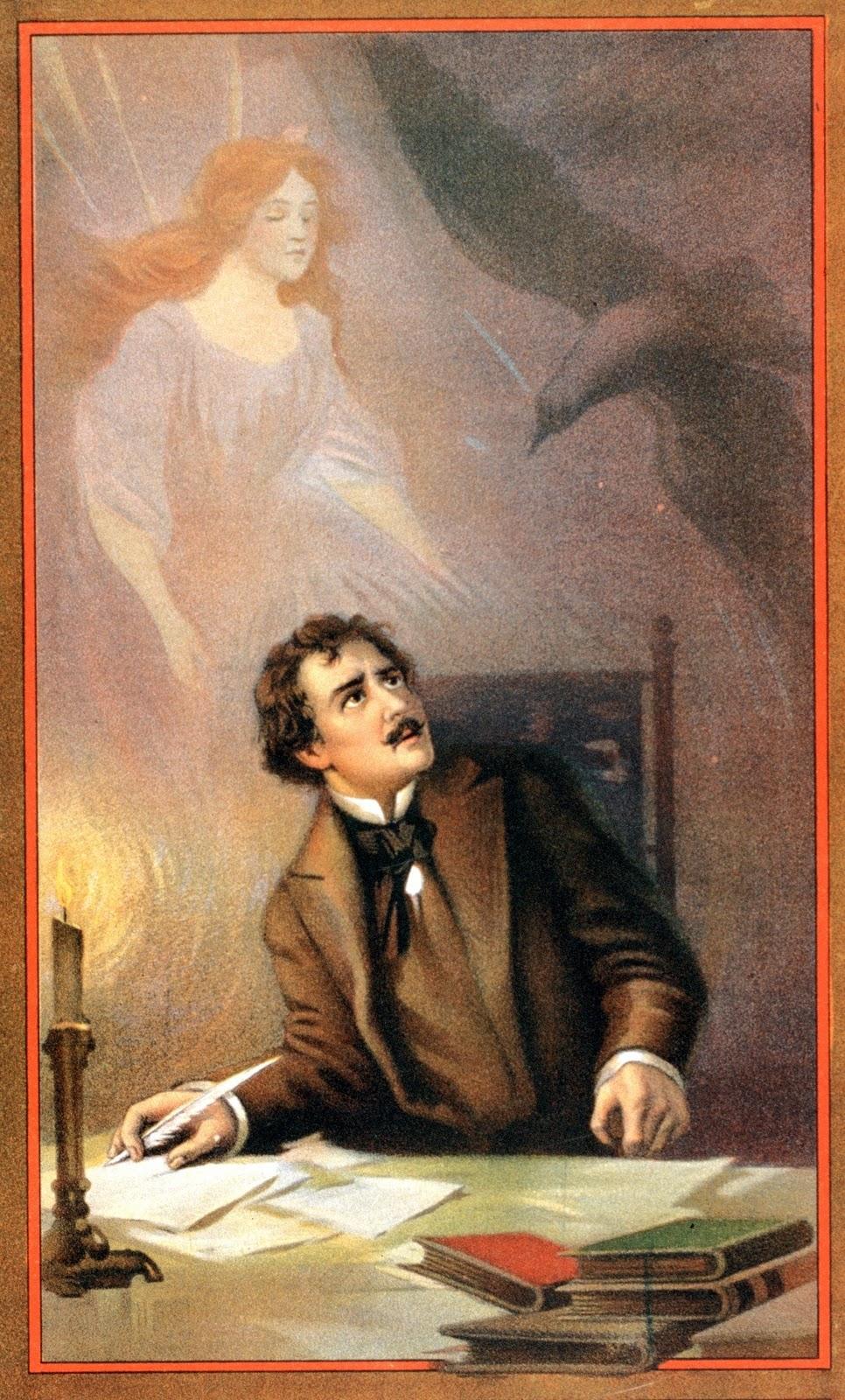 Stuff In The Basement: Swan Songs VIII--E.A. Poe