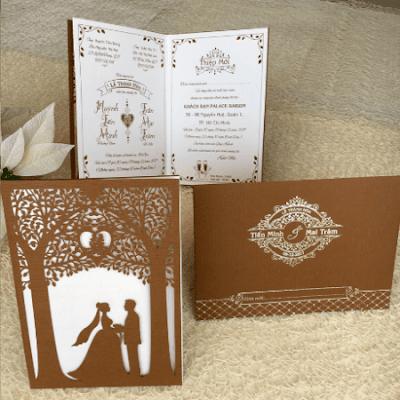 mẫu thiệp cưới thiên chúa giáo