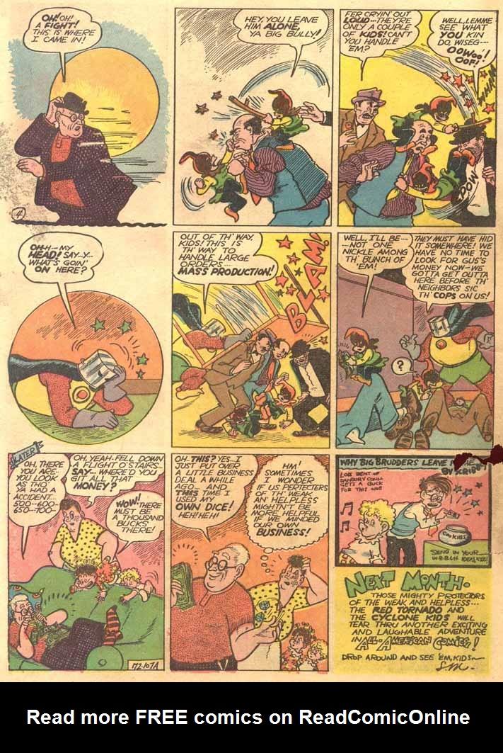 Read online All-American Comics (1939) comic -  Issue #27 - 16