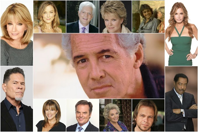 Soap Stars React to the Passing of Jed Allan!