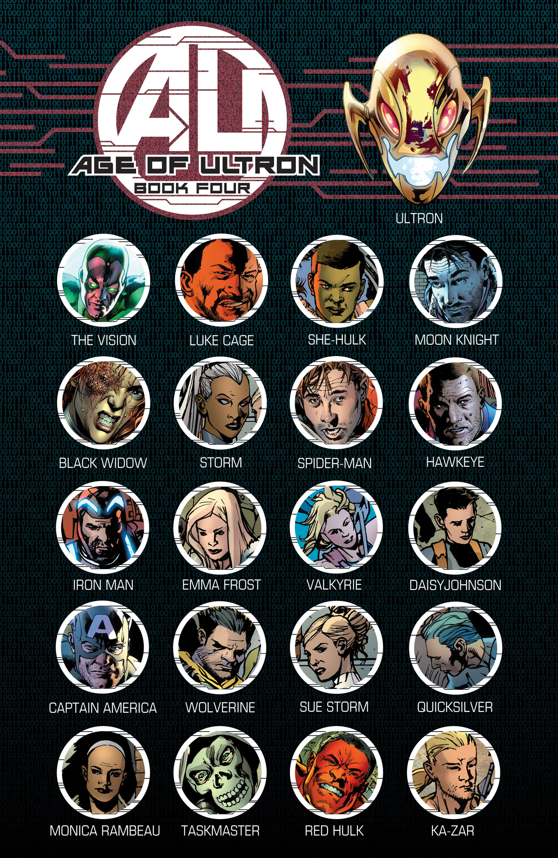 Read online Age of Ultron comic -  Issue #4 - 22