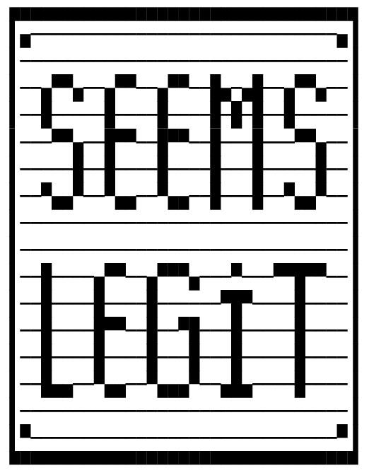 Seems Legit / Sounds Legit Copy Paste Text Art | Cool ...Art With Keyboard Symbols Copy And Paste