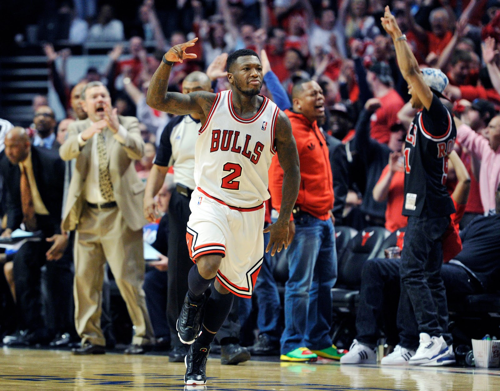 c0d8782d144 Free agent guard Nate Robinson is once again on the move. The high-flying  point guard has agreed to a 2-year contract with the Denver Nuggets