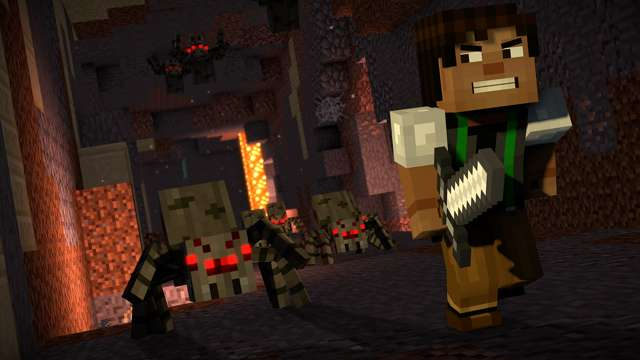 Minecraft: Story Mode Season Two Episodio 3 PC Full Español
