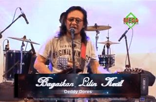 Lirik Lagu Bagai Lilin Kecil - Deddy Dores