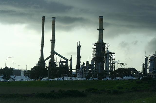Riassunto sul Petrolio