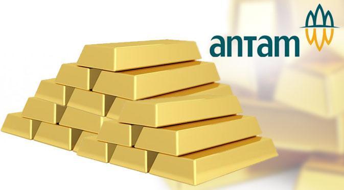 Harga Emas Antam Hari Ini, Naik Rp 7.000 per Gram