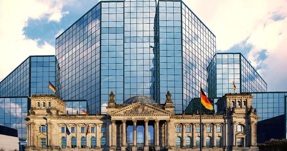 Reichstagsgebäude soll erweitert werden, um allen 2000 Lobbyisten Platz zu bieten
