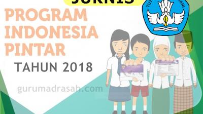 Juklak Program Indonesia Pintar (PIP) Jenjang Pendidikan Dasar dan Menengah 2018