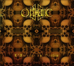 Movie jpg Album Review Orthanc - L Amorce du Declin (2011) France