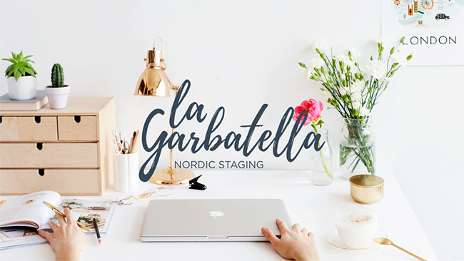 La Garbatella: Decoración y Home Staging