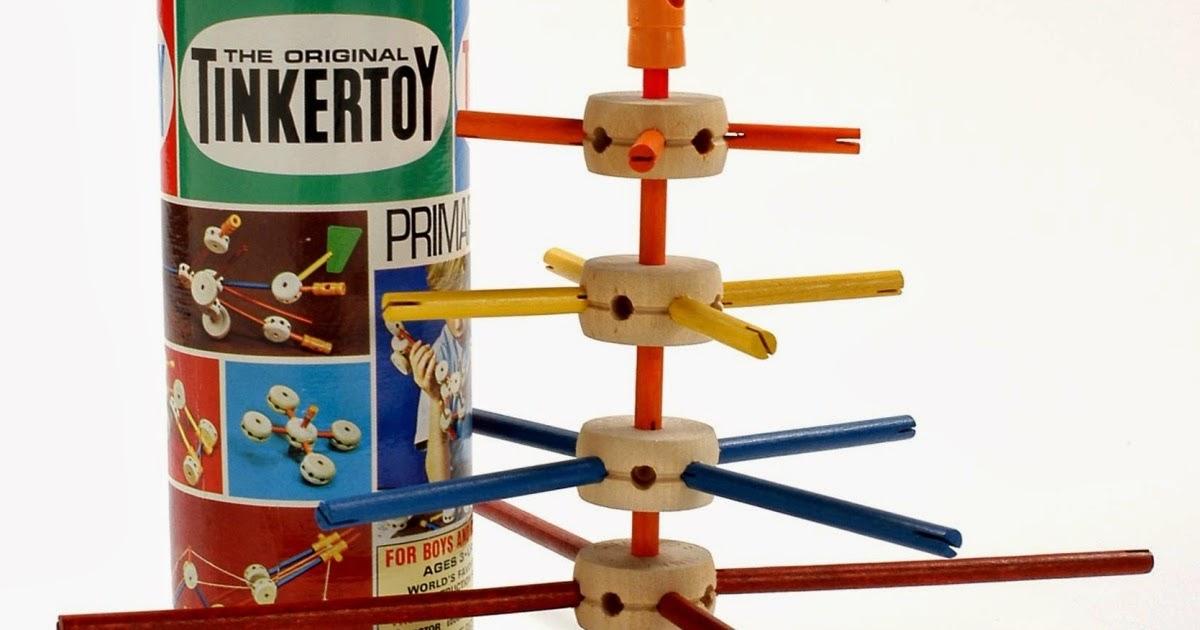 Design Megillah: Tinker Toys for Grown Ups